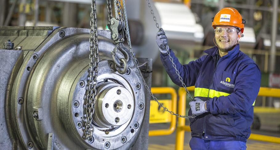 Aludium inaugura horno y proyecta nueva inversión