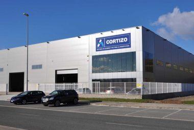 Cortizo invierte 1,3 millones de euros en la renovación de su centro logístico de Álava