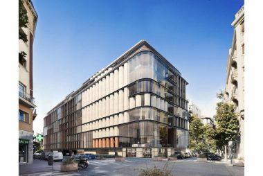 Reynaers Aluminium instala sus sistemas de aluminio en el proyecto Lagasca99 de Madrid