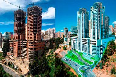 Itesal exporta a Bolivia sus cerramientos en edificios residenciales