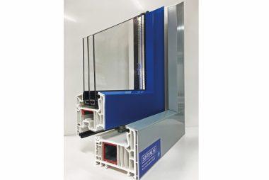 Veka presenta un nuevo producto de carpintería mixta: el embellecedor de aluminio