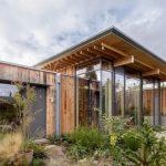 City Cabin, la última cabaña urbana de Olson Kundig Architects. Arquitectura rural en la ciudad.