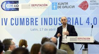 """García repasa la evolución de Inasus e incide en la """"fachadas tecnológicas"""""""